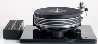 NOTTINGHAM ANALOGUE - Dais Turntable - bez ramienia