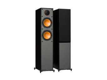 MONITOR AUDIO 200  CZARNE